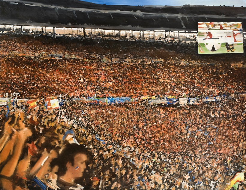 Im Stadion #3