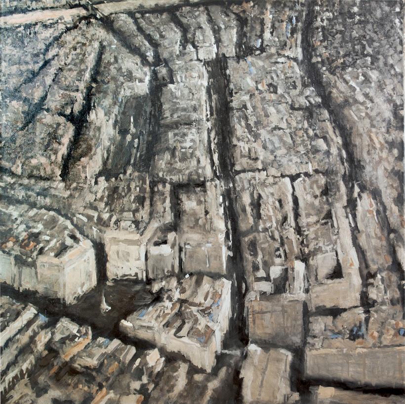 Stadtbild Rom / Piazza Nuova