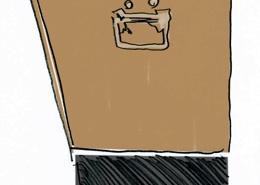 Sitzmöbel und gleichzeitig Transportkiste