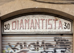 Diamantista, Barcelona