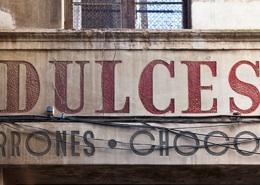Dulces, Barcelona